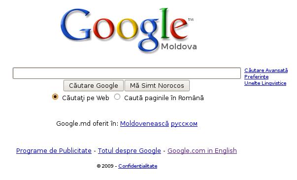 Google Moldova